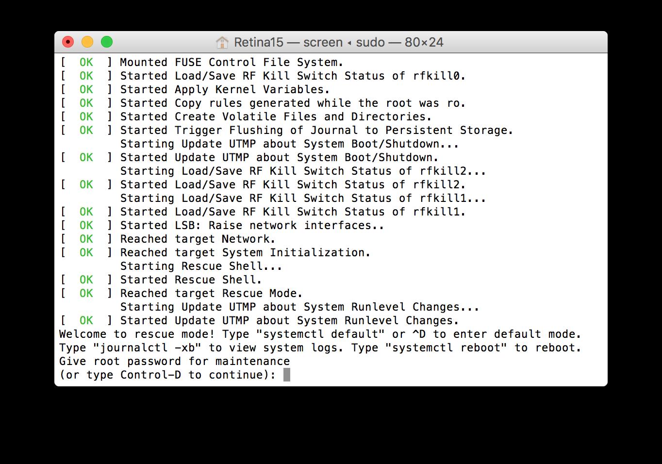 Setting up Edison/Explorer Board on a Mac — OpenAPS 0 0 0 documentation