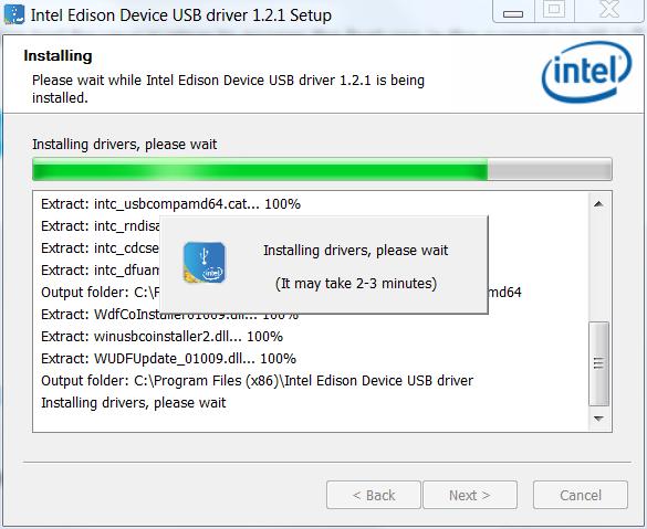 Setting up Edison/Explorer Board on Windows/PC — OpenAPS 0 0 0